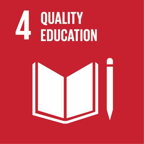 Sustainable development goal #4: Quality Education