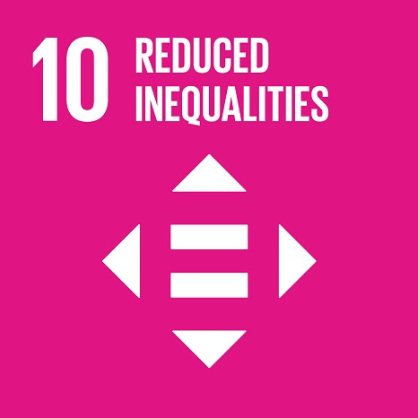 Sustainable development goal #10: Reduced Inequalities