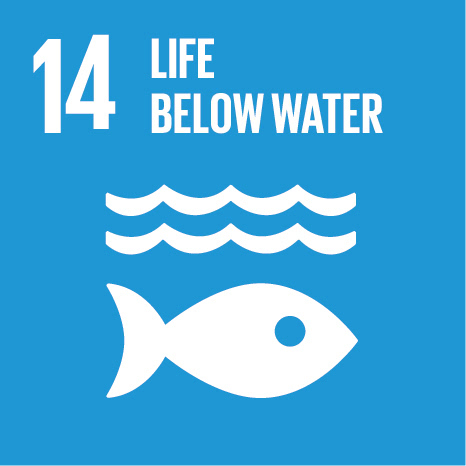 Sustainable development goal #14: Life below water
